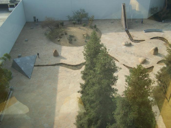 California Scenario The Noguchi Museum Costa Mesa
