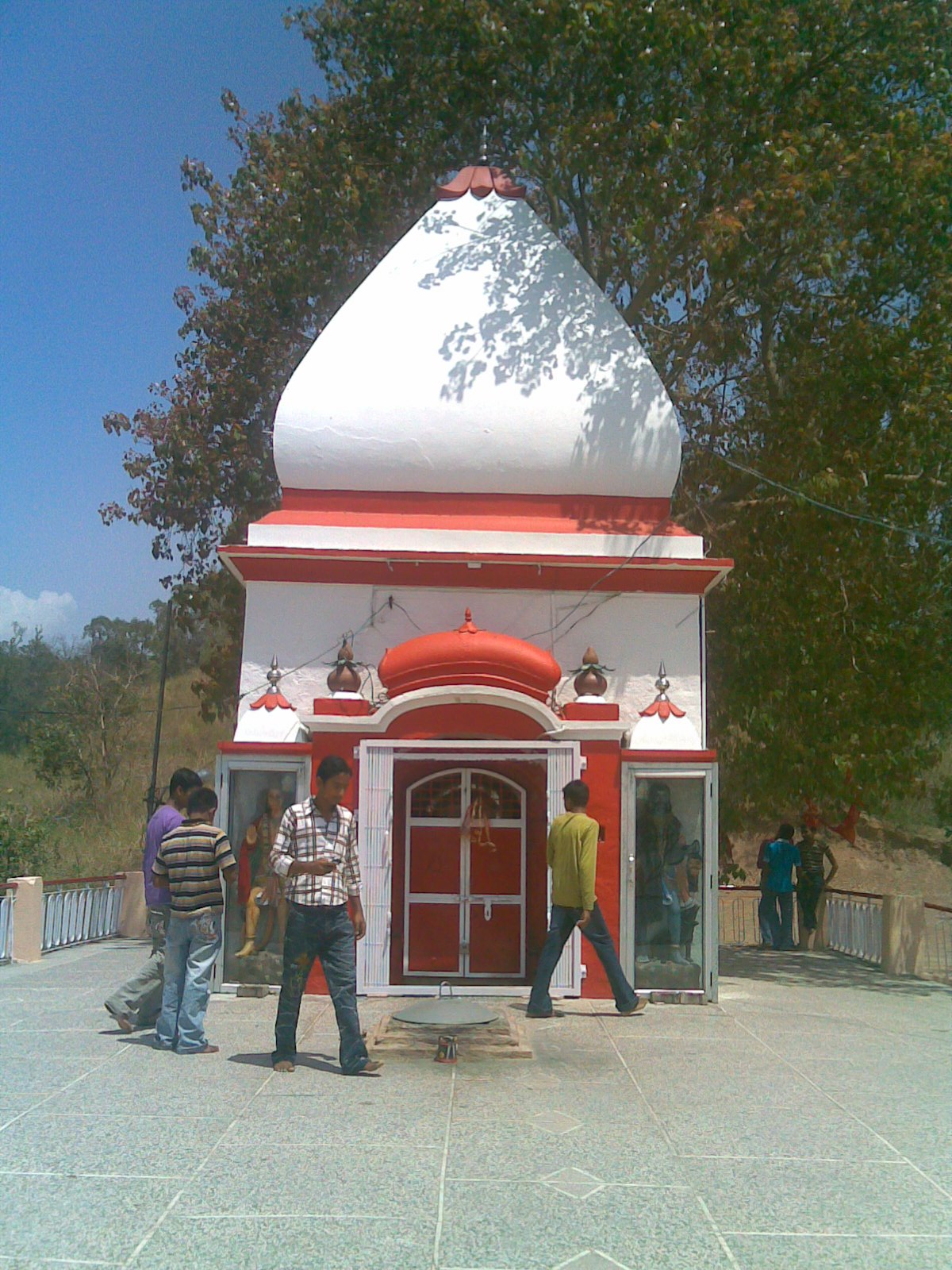 Nalagarh India  City new picture : Tara Devi Mandir Nalagarh H.P. Nalagarh