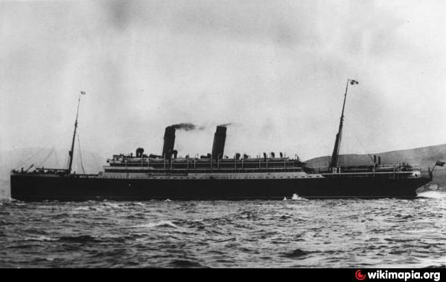 Rms Empress Of Ireland Shipwreck