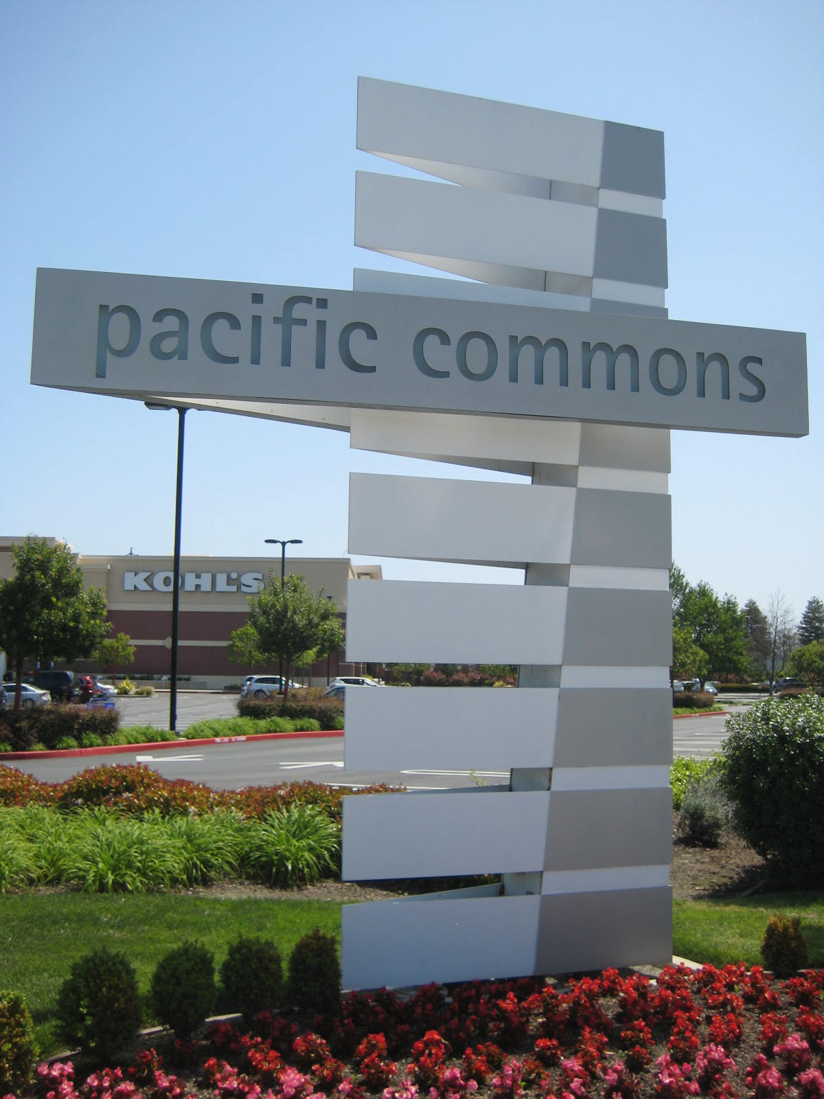 Pacific Commons Shopping Center Fremont California