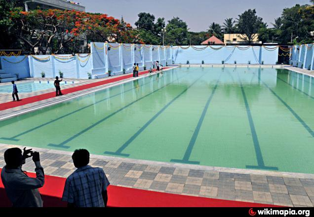 Swimming Pool Stage : Bsk ii stage bbmp swimming pool bengaluru