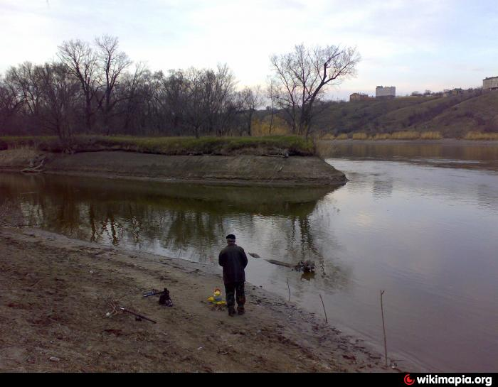 рыбалка в районе каменска шахтинского