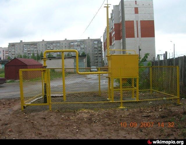 Шебекино парковая 1а крышная котельная