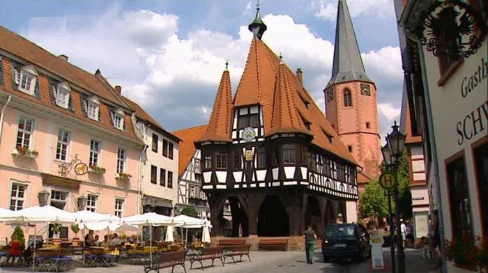 rathaus michelstadt
