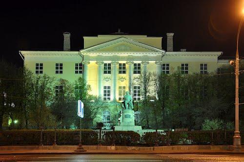 Факультет журналистики МГУ: Официальный сайт