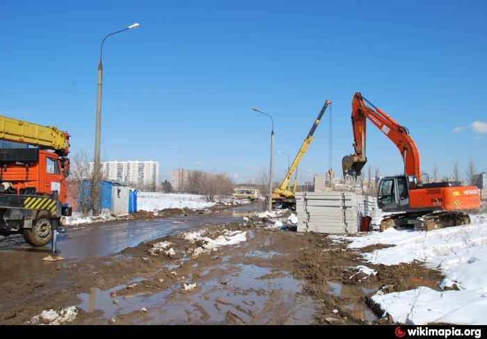 Микрорайон Бутово Парк 2
