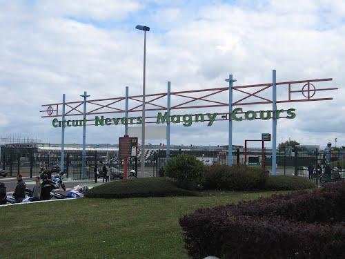 circuit de nevers magny cours formula one car racing track. Black Bedroom Furniture Sets. Home Design Ideas