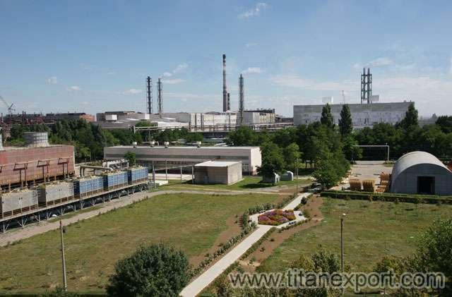 fb01668ab6ac ПАО «Крымский Титан»   химическая промышленность