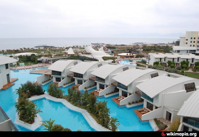 Hotel Cornelia Diamond Golf Resort Amp Spa 5 Deutsch