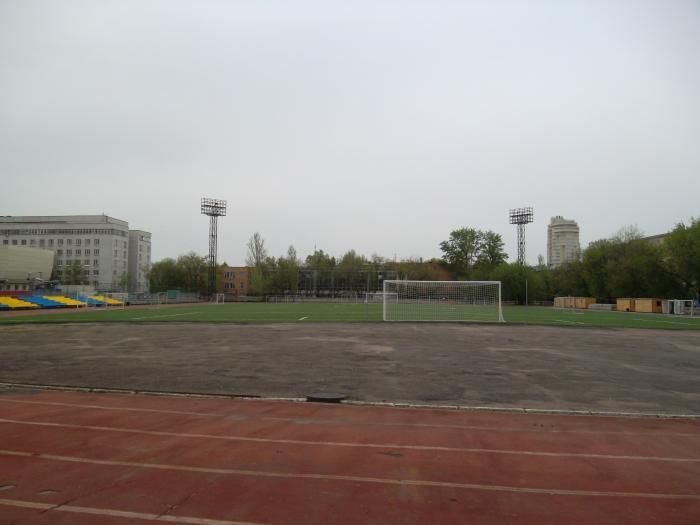 автомобилист стадион москва