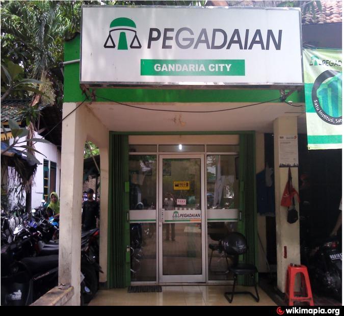 Pegadaian Gandaria City Jakarta