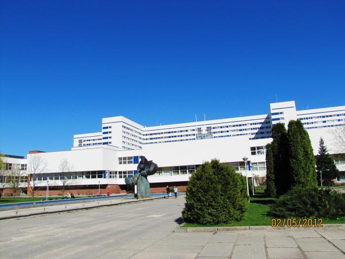 Заведующий офтальмологическим отделением железнодорожной больницы