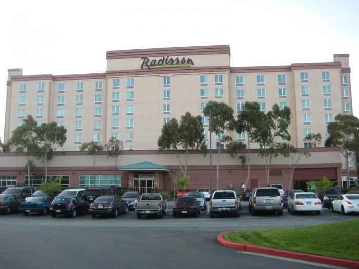 Radisson Hotel San Jose Airport