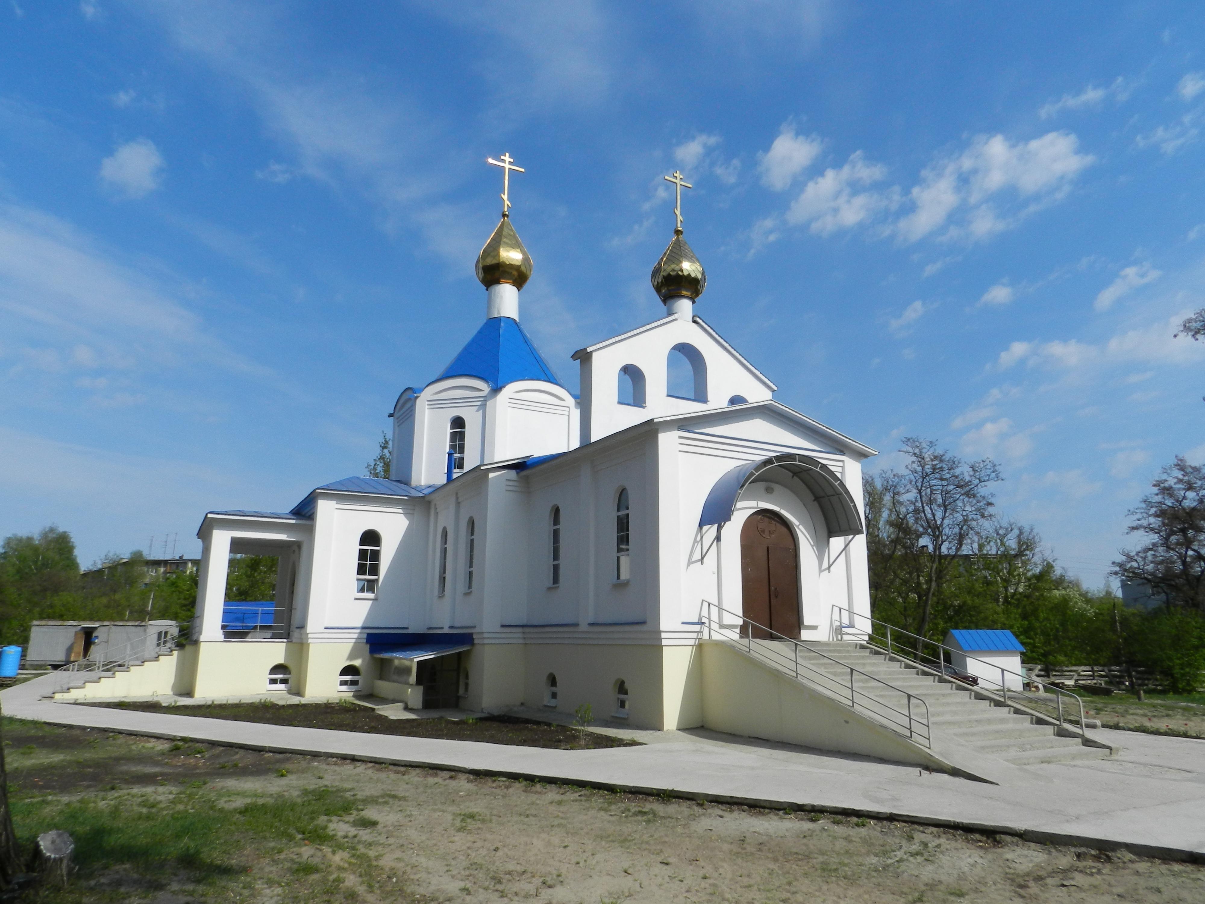 Церкви и храмы пантелеймона 6 фотография