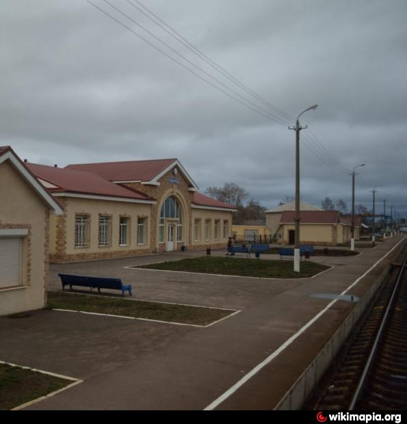 фото станция сольвычегодск