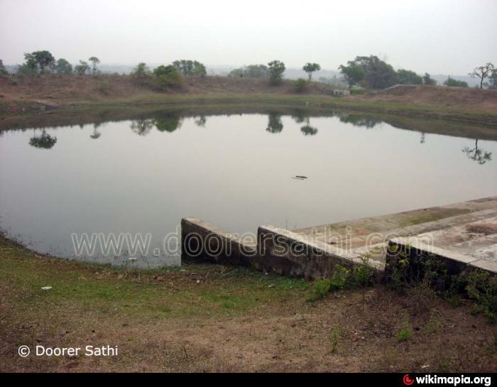 Big Pond Bara Talab Malooti Or Maluti The Temple Village