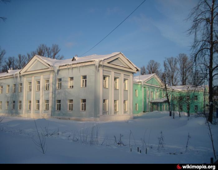 фото ленинградская областная больница
