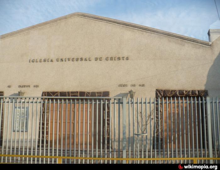 iglesia universal de cristo: