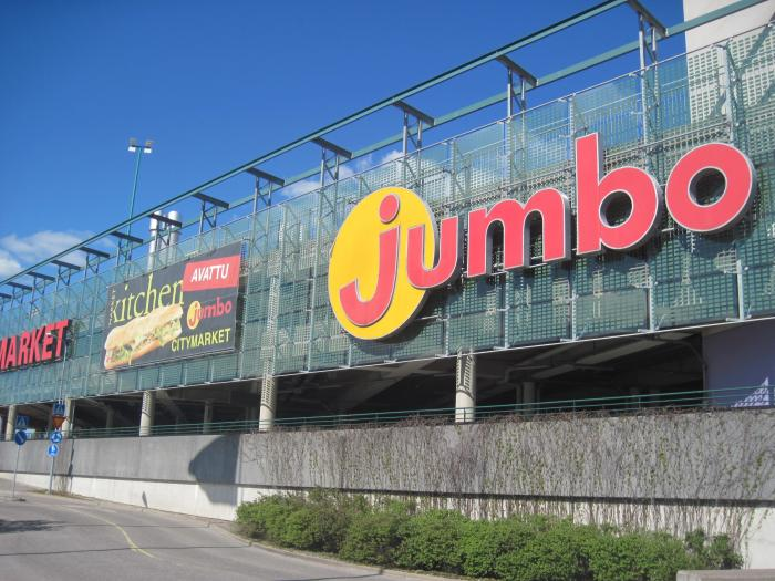 jumbo shopping centre vantaa city store shop supermarket. Black Bedroom Furniture Sets. Home Design Ideas