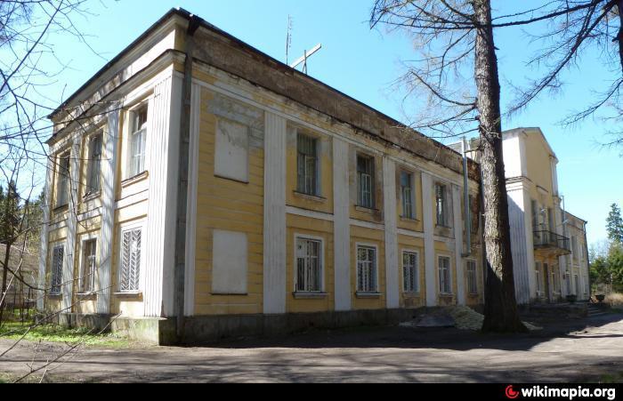 Нязепетровск больница районная
