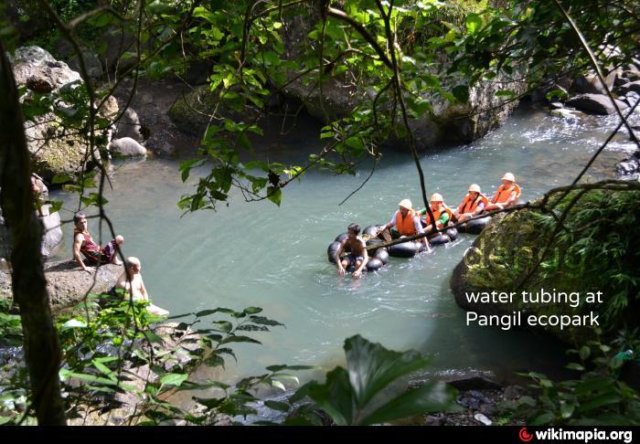 Pangil Eco Park Piit And Ambon Ambon Falls Pangil