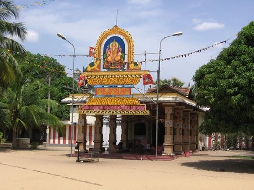 Kaluthavalai Pillaiyar Kovil Kaluthavalai Pillayar Kovil