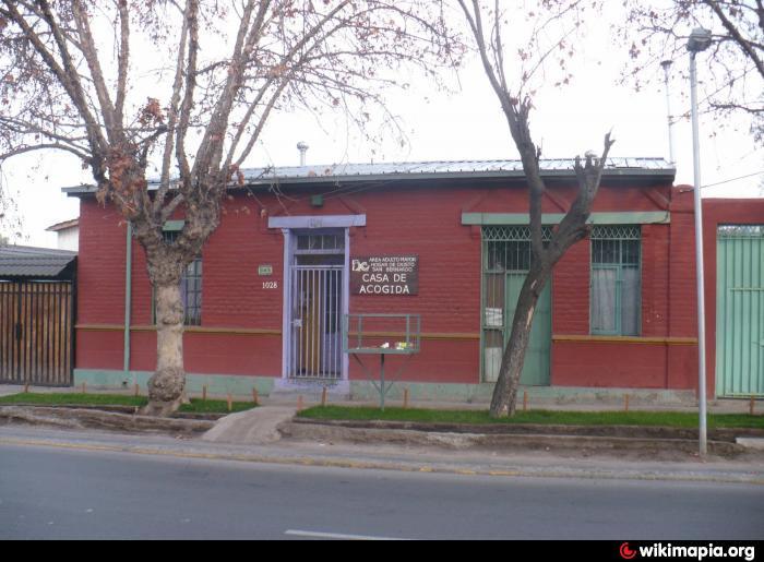 Casa de acogida del hogar de cristo santiago de chile - Casa de acogida ...