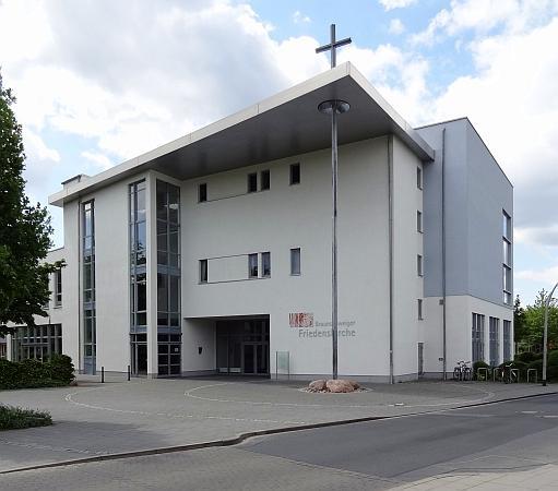 Braunschweiger Friedenskirche - Braunschweig
