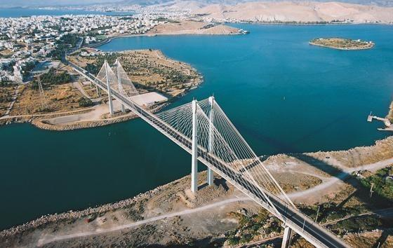 Αποτέλεσμα εικόνας για χαλκιδα γεφυρα