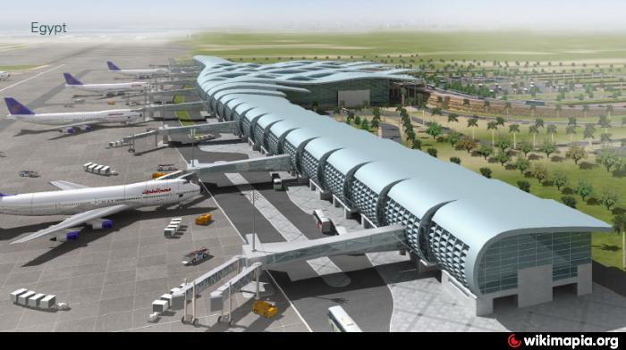 Аэропорта Хургада