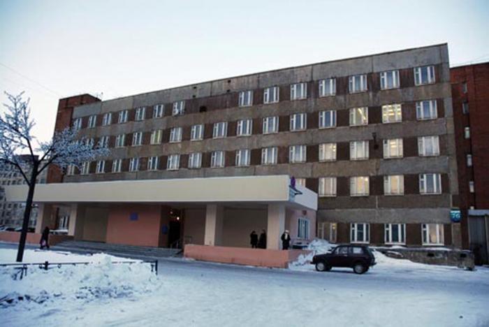 Новочебоксарская городская детская больница адрес