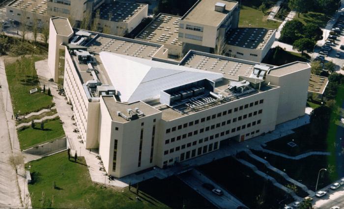universidad complutense campus de somosaguas