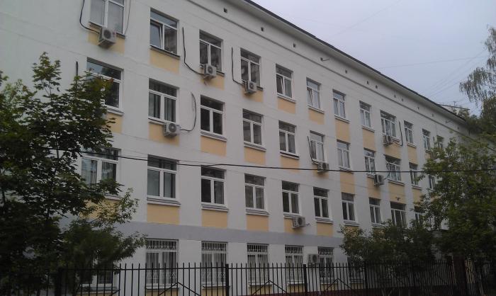 Детская поликлиника на советской армии бассейн