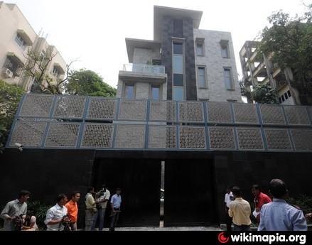 Sachin Tendulkar 39 S Home