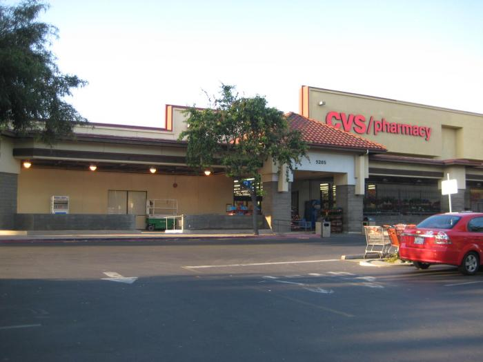 cvs pharmacy san jose california prospect road 5285
