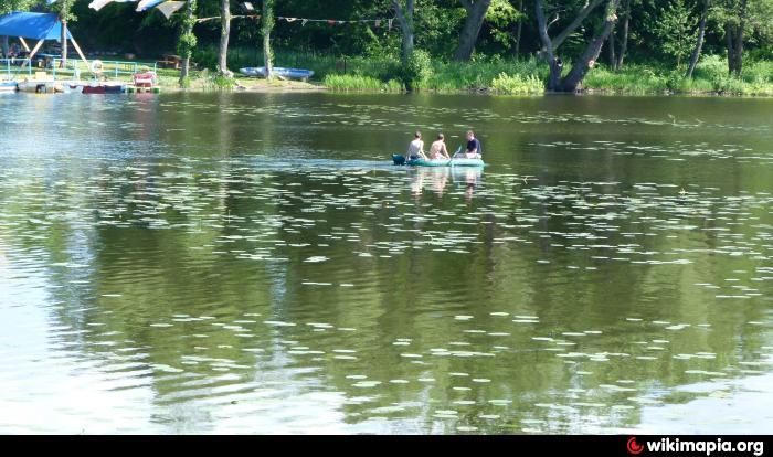 рыбалка на школьном пруду в калининграде