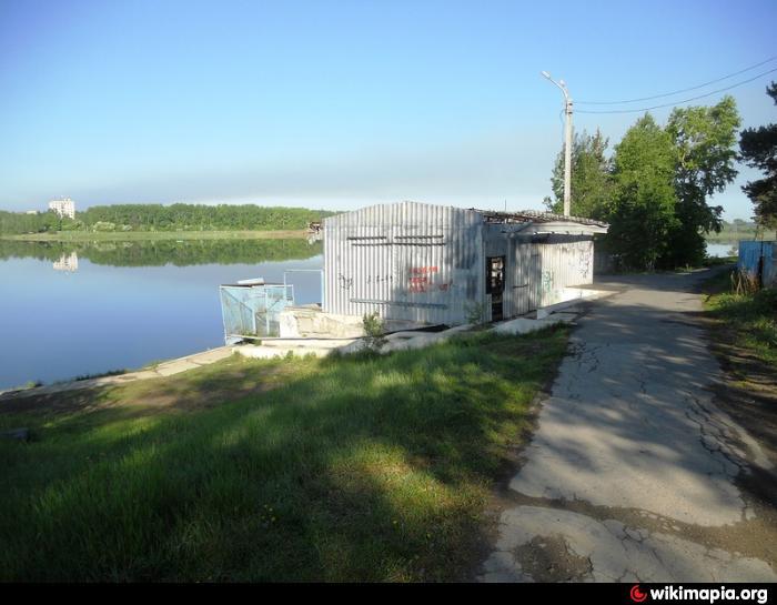 лодочная станция псков