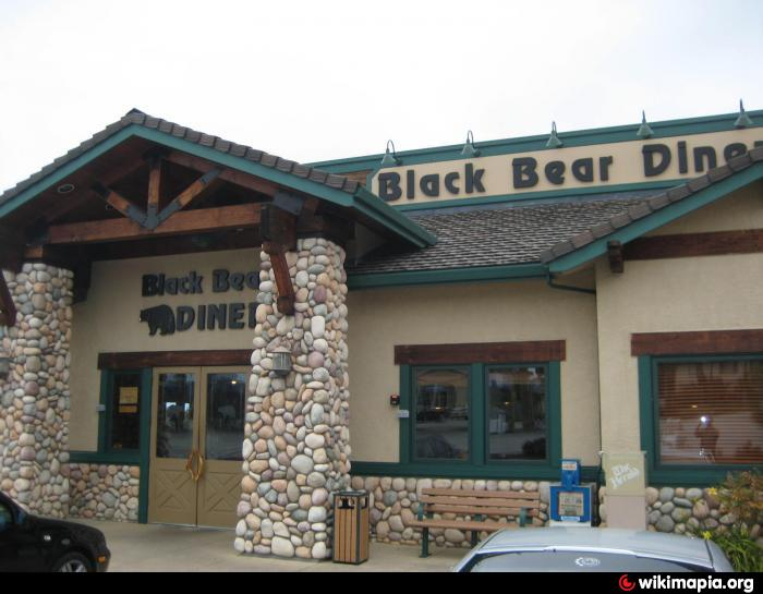 Black Bear Diner (Monterey, California)