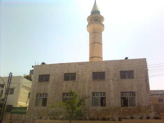 مسجد كلية الحسين - الأردن  15_full