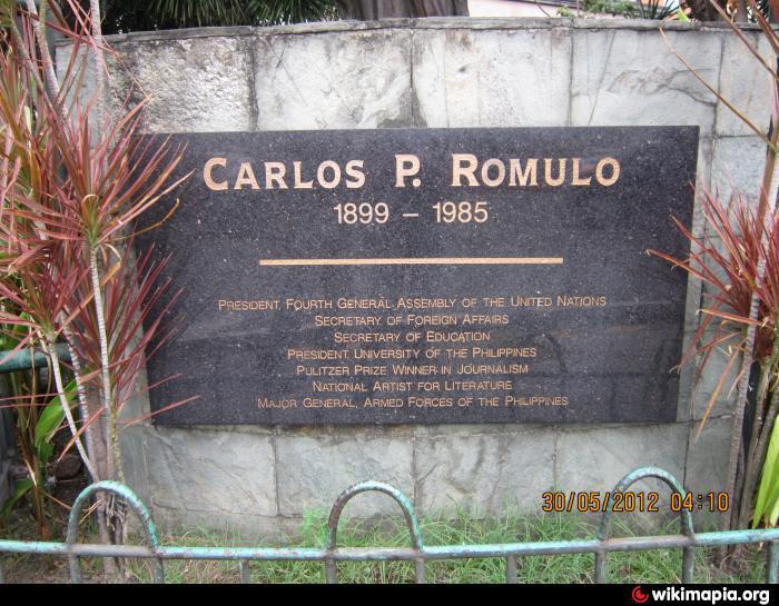 essay of carlos p romulo i am a filipino