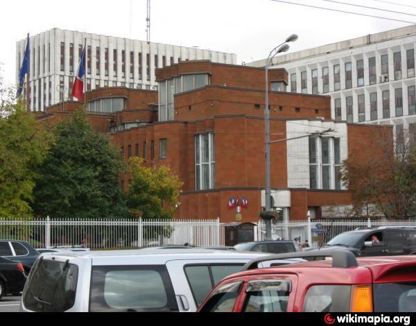 Посольство США в Москве  2108231ru
