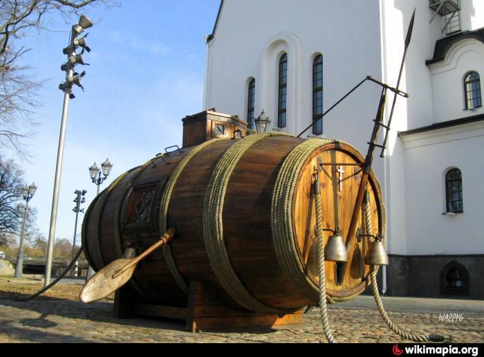 первая в мире подводная лодка построил