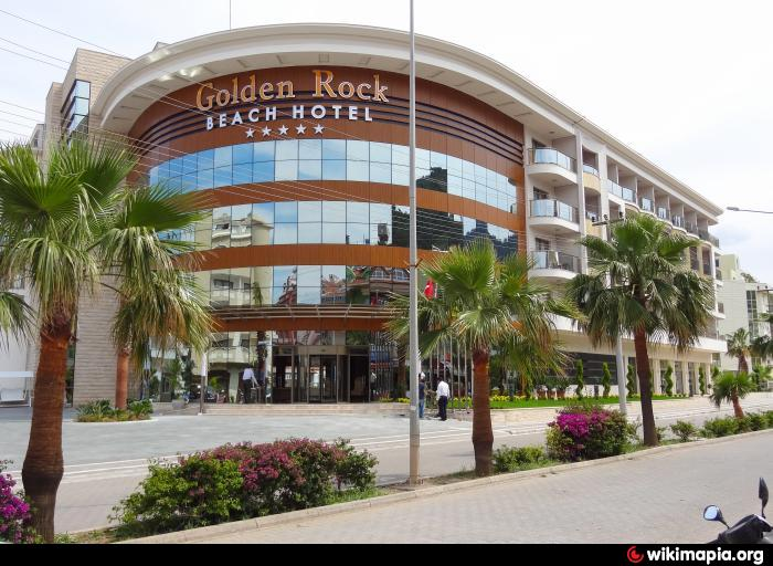 Golden Rock Beach Hotel 5* - Marmaris
