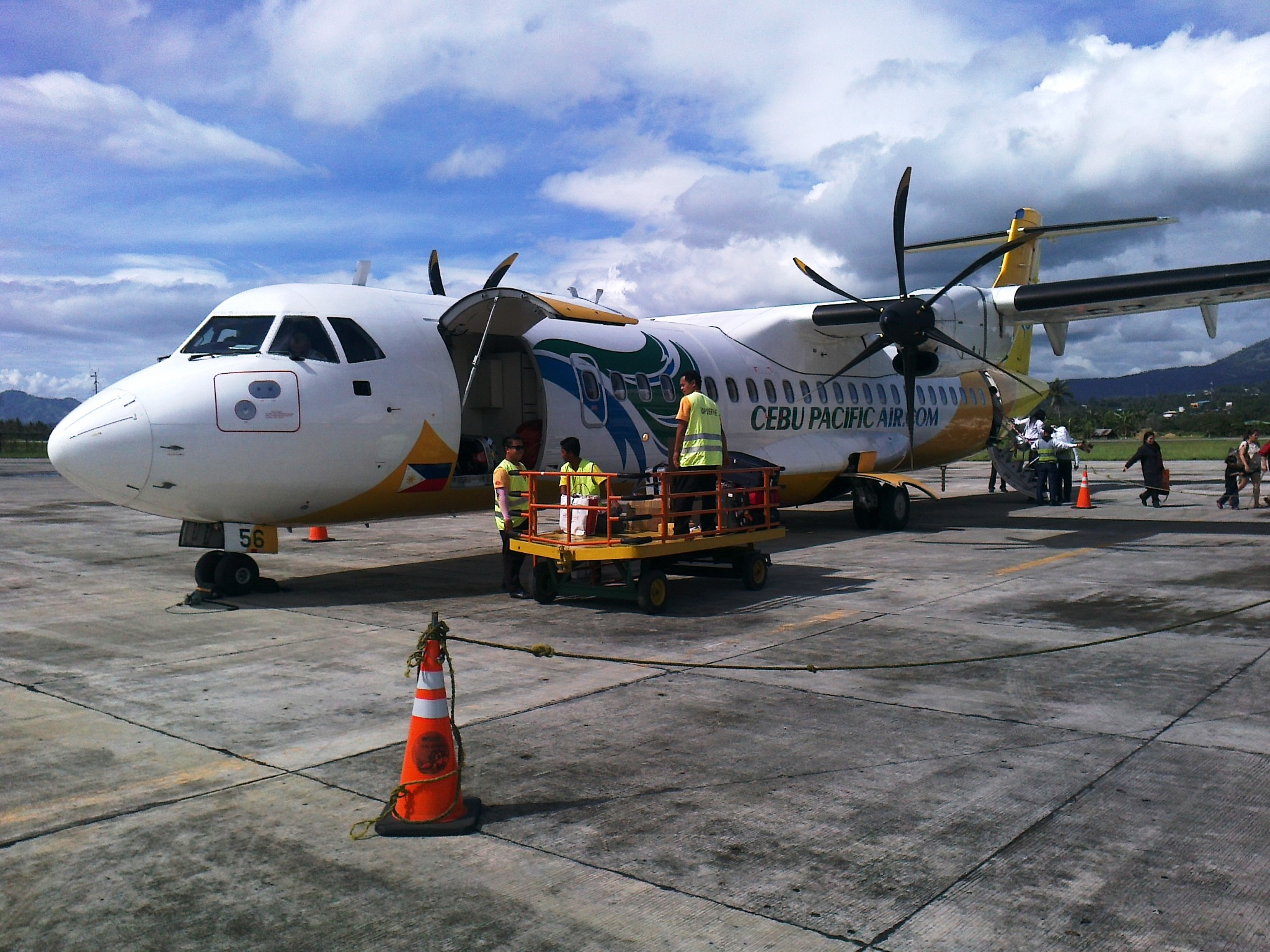 Pagadian City Philippines  city images : Pagadian Airport, Pre departure and arrival building Pagadian City ...