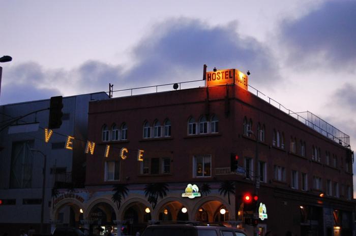 Venice Beach Hostel Los Angeles California