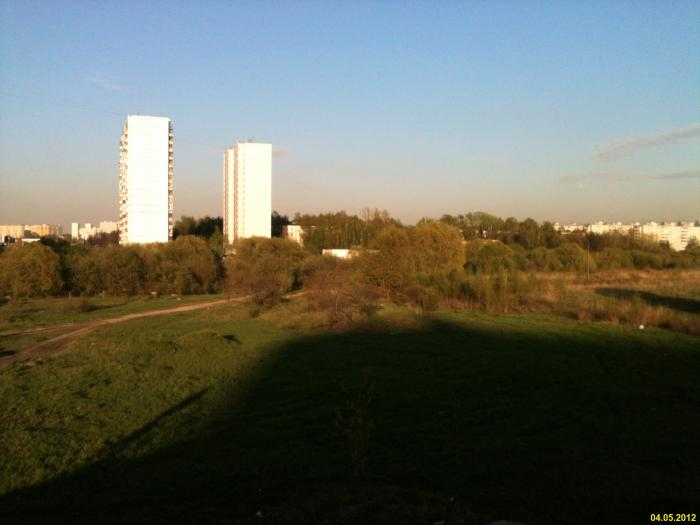 знакомства москва район солнцево