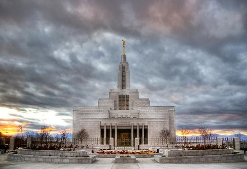 Draper Utah Lds Temple Draper Utah