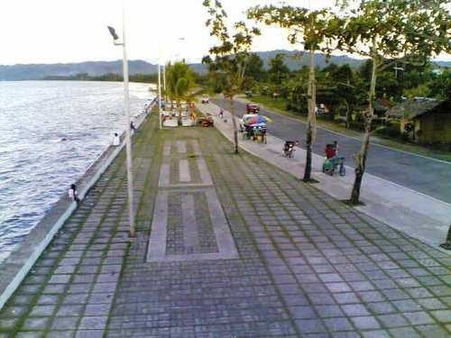 Bislig Philippines  City pictures : Bislig City Bay Walk Bislig City, Surigao del Sur