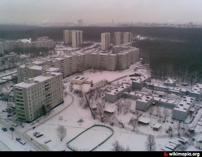 Улица Антонова-Овсеенко, дом 15, строение 4 (Адреса Москвы ...