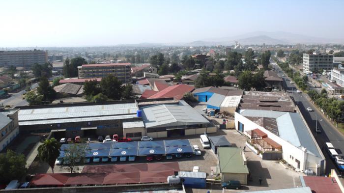 Volkswagen Dealership Addis Ababa